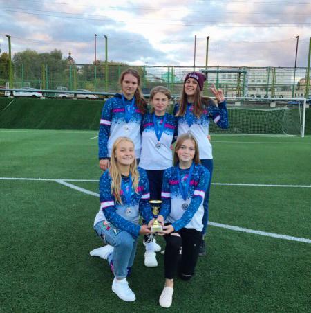 Ульяна Матвеева на турнире Кубок Столетовых 2017