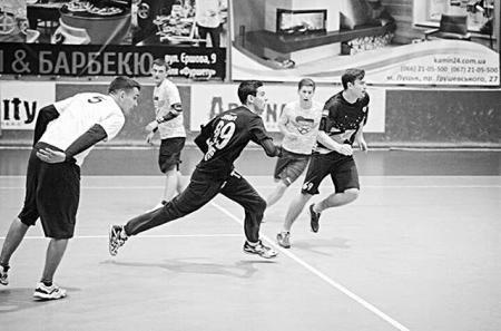 Игорь Аспидов на турнире Lubart Ultimate Cup 2016