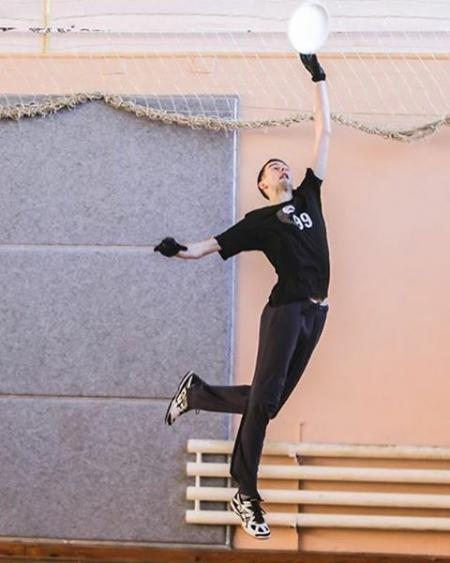 Игорь Аспидов на турнире Yo-Yolka 2017