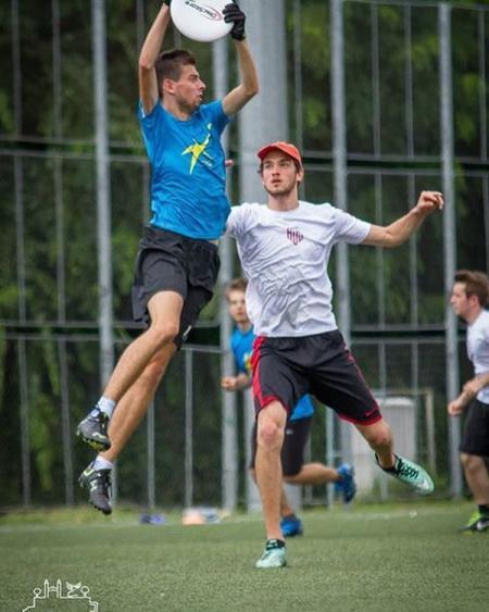 Игорь Аспидов на турнире EYU Cup 2017