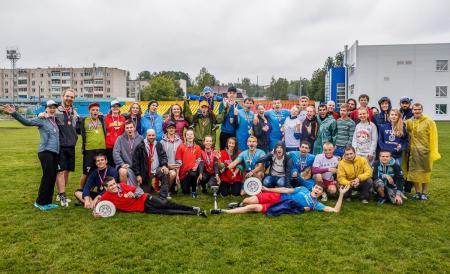 Сергей Дурасов на турнире Кубок Золотого кольца (22.06) 2014