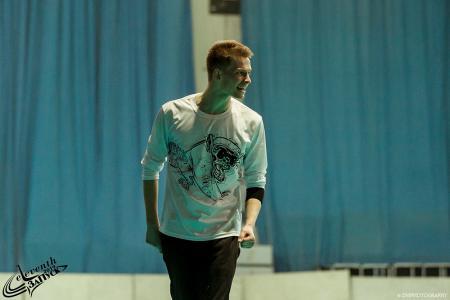 Сергей Дурасов на турнире ЗаПуск 2019