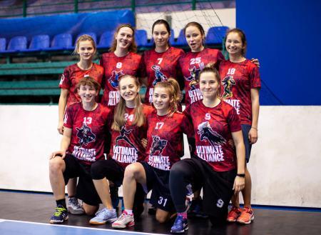 Наталья Батяйкина на турнире Winter Brest 2019