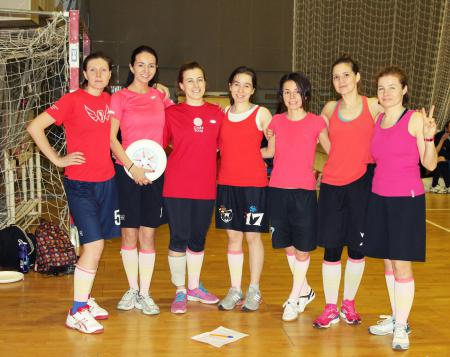 Виктория Сирик на турнире Рождественский турнир 2016