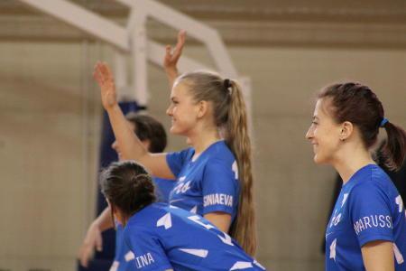 Виктория Сирик на турнире Лорд Новгород 2015