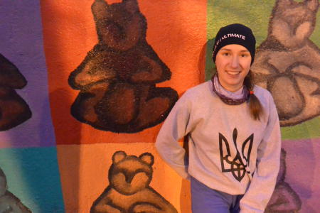 Александра Катрич на турнире Rigas Rudens 2014