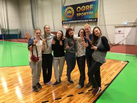 Анна Горева на турнире Rigas Rudens 2017