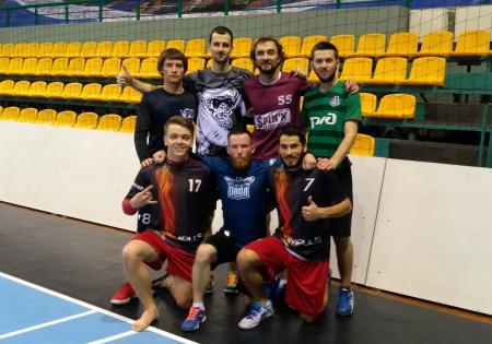 Тарас Кузик на турнире Winter Brest 2018