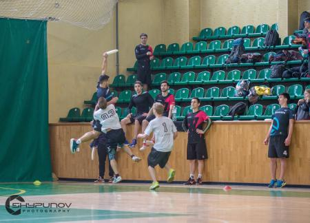 Тарас Кузик на турнире ЗЧУ 2019