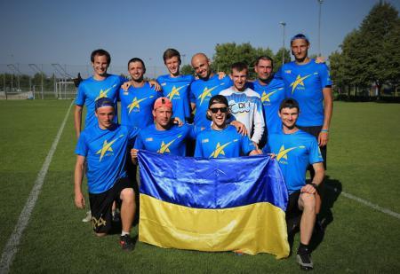 Дима Пчёлкин на турнире EUCR East O+W 2016