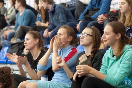 Анна Грибкова на турнире Лорд Новгород 2016