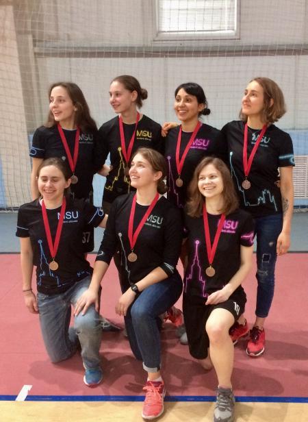 Анна Грибкова на турнире BEST 2017 (сезон 2016)
