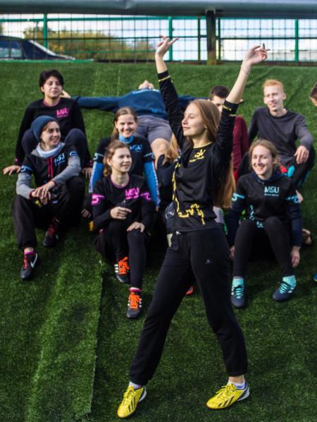 Анна Грибкова на турнире Кубок Столетовых 2017