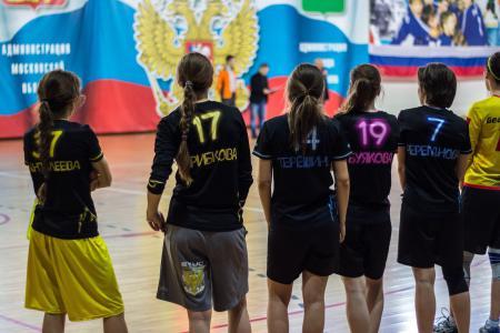Анна Грибкова на турнире ЗаПуск 2017