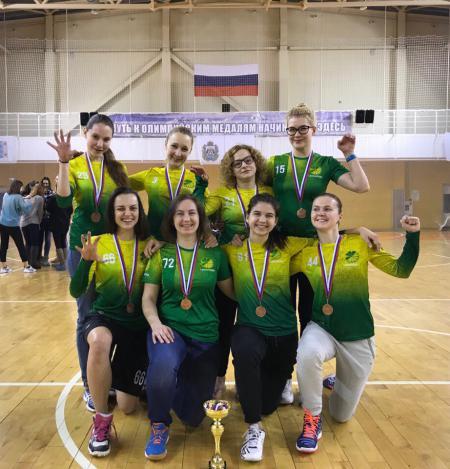 Анна Грибкова на турнире Экватор 2018