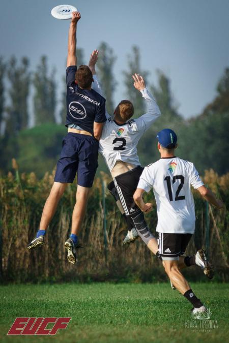 Андрей Сопрунов на турнире EUCF 2019