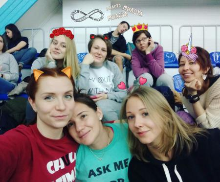 Лиcа Чуль на турнире Лорд Новгород 2017
