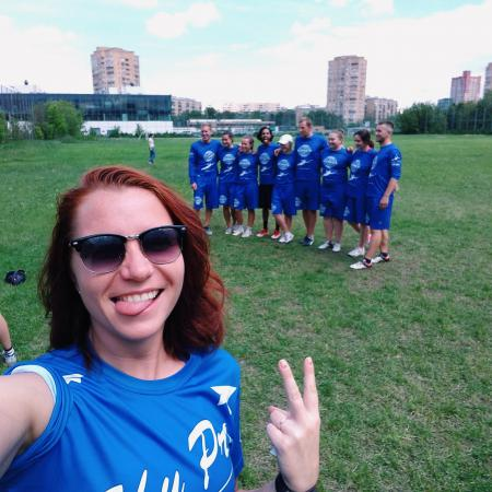 Лиcа Чуль на турнире All Stars Ultimate Camps 2017