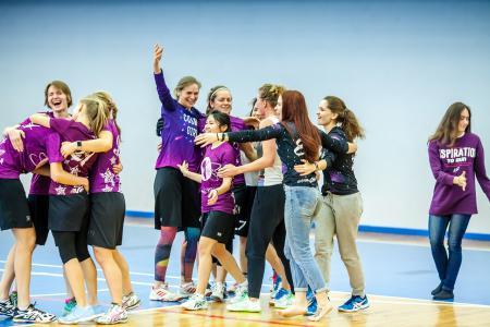 Лиcа Чуль на турнире Лорд Новгород 2019