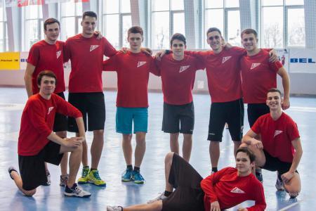 Радислав Кудла на турнире Минск 2018