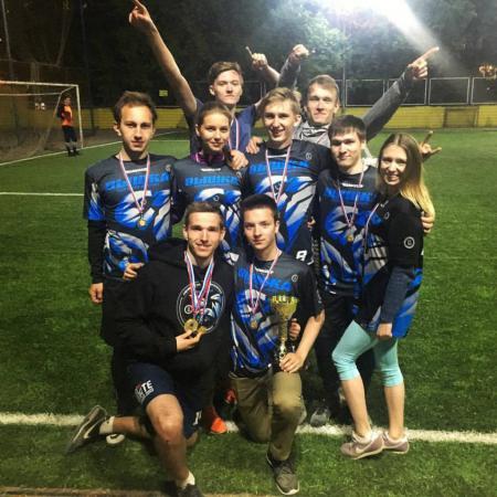 Ришат Гильманов на турнире Game of faculties 2016