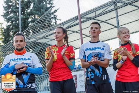 Ришат Гильманов на турнире Открытый Чемпионат Москвы 2017