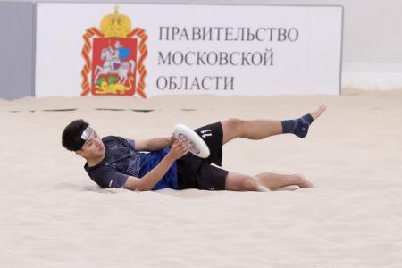 Ришат Гильманов на турнире Высшая Битва 2018