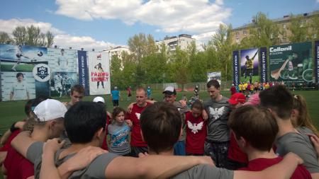 Александр Садовников на турнире МФЛД 2016