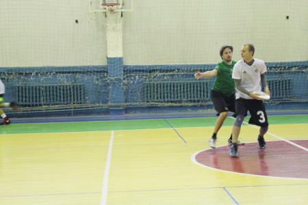 Александр Садовников на турнире 9-й Кубок ВоГУ