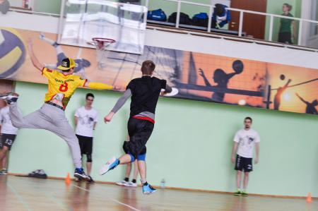 Александр Садовников на турнире Кубок Владимира 2017