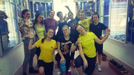 Ирина Марамзина на турнире Женская лига | IRONSIX | СЗ-1