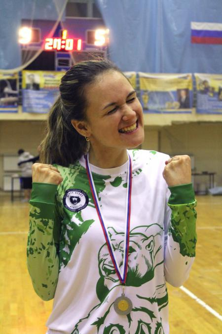 Ирина Марамзина на турнире Марлон Брандо 2016