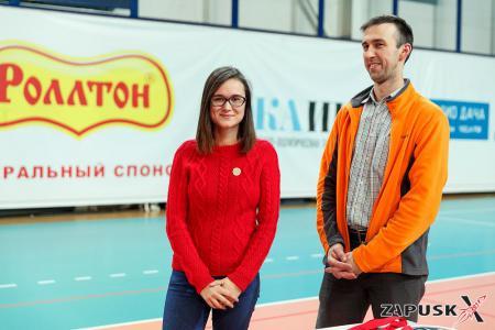 Ирина Марамзина на турнире ЗаПуск 2017