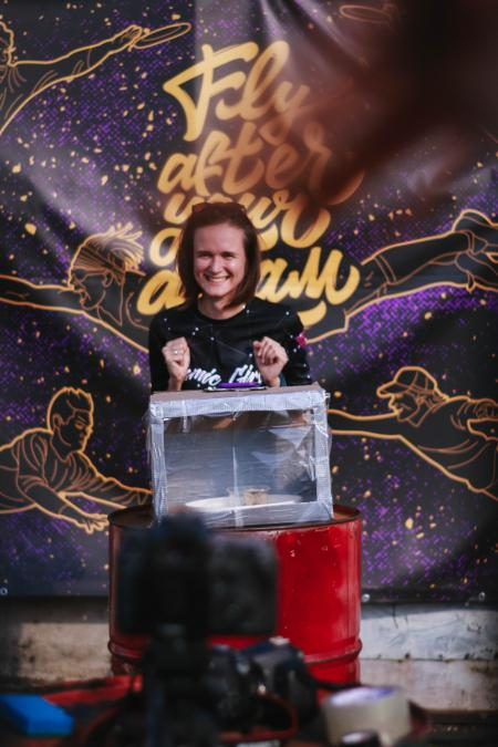 Ирина Марамзина на турнире DISCOVERY-2020.FEST