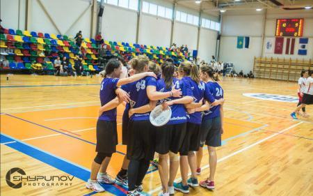 Екатерина Дубоделова на турнире Rigas Rudens 2018
