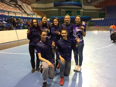 Екатерина Дубоделова на турнире Winter Brest 2019