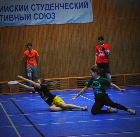 Лилия Хайруллина на турнире КАСКА 2015