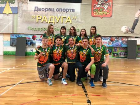 Александр Кульчинский на турнире Кубок Дубны 2019