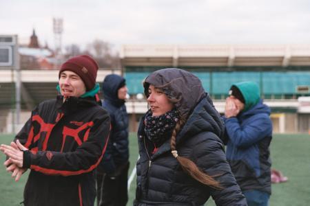 Екатерина Якушева на турнире Князь Владимир 2017