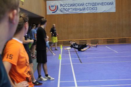 Лука Грубин на турнире КАСКА 2015