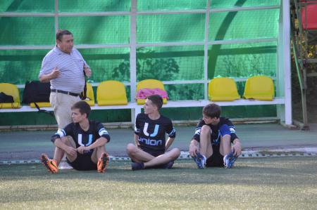 Лука Грубин на турнире Кубок Столетовых 2015