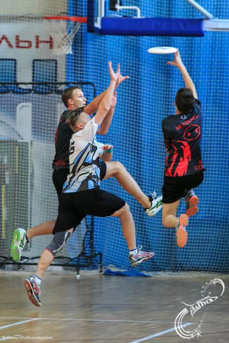 Лука Грубин на турнире ЗаПуск 2015