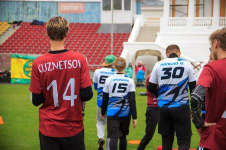 Вова Кузнецов на турнире «Т.А.К.» 2017