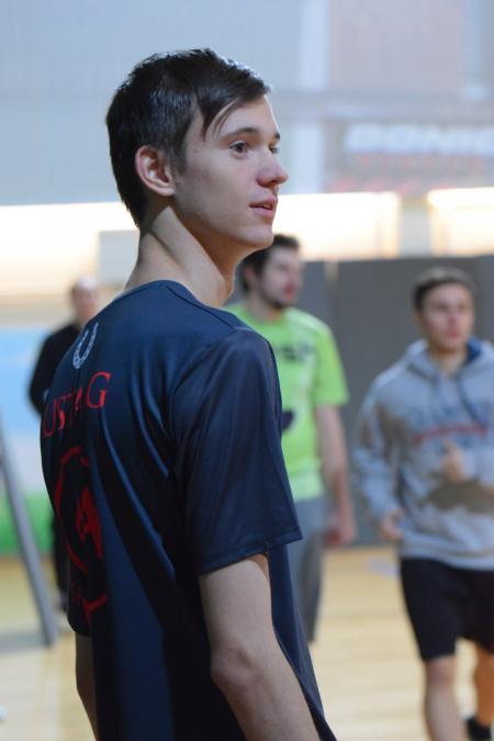 Вова Кузнецов на турнире Кубок Дубны 2016