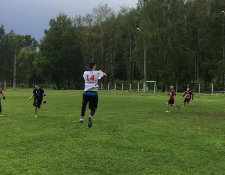 Вова Кузнецов на турнире II этап МЛР 2018