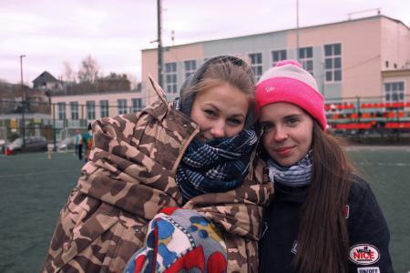 Марианна Герасимова на турнире Князь Владимир 2017