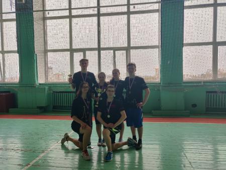 Марианна Герасимова на турнире Кубок Золотых Львов 2019