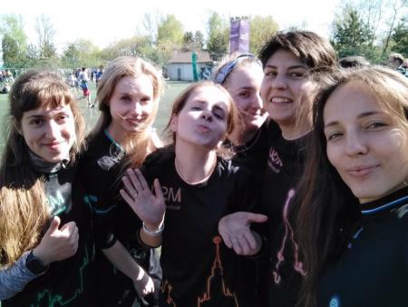 Марианна Герасимова на турнире Кубок Конструкторов 2019