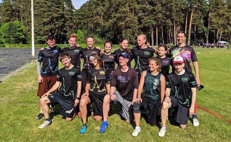 Марианна Герасимова на турнире I ЭТАП МЛР 2019