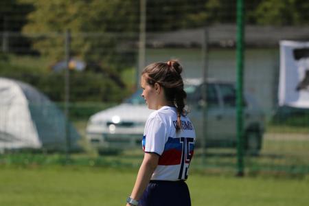 Марианна Герасимова на турнире EYUC 2019